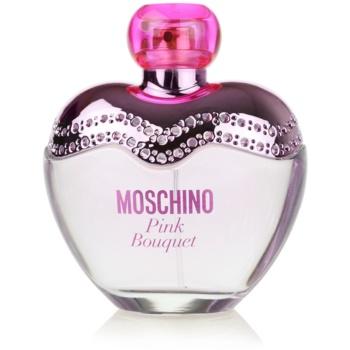 Moschino Pink Bouquet Eau de Toilette pentru femei