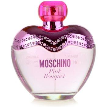 Moschino Pink Bouquet туалетна вода тестер для жінок