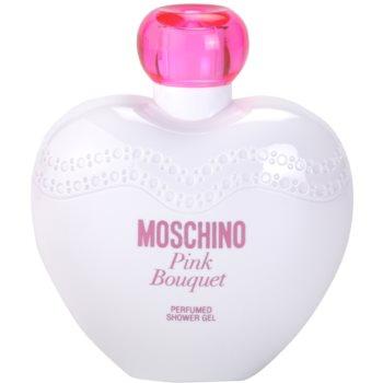 Moschino Pink Bouquet sprchový gel pro ženy 2