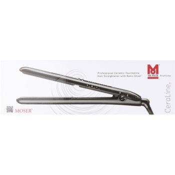 Moser Pro Type 4464-0050 profesionalni keramični likalnik za lase za lase 1