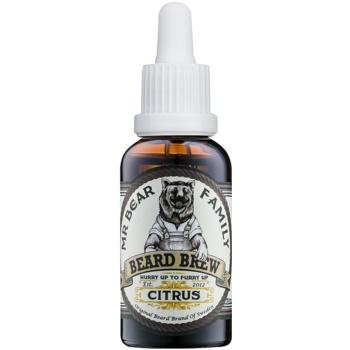 Mr Bear Family Citrus ulei pentru barba