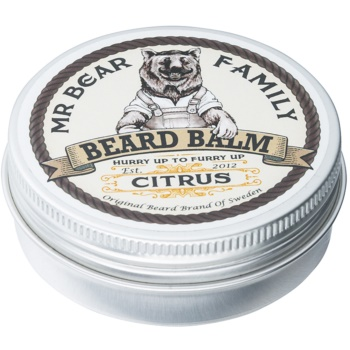 Mr Bear Family Citrus balsam pentru barba