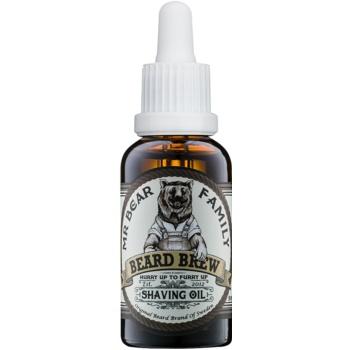 Fotografie Mr Bear Family Skincare olej na holení pro muže 30 ml