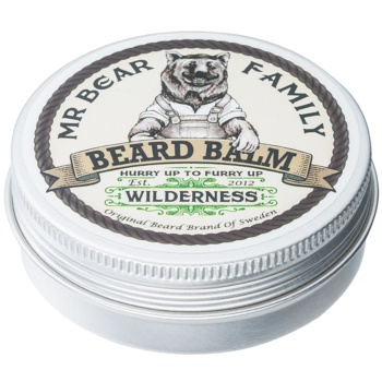 Mr Bear Family Wilderness Bart-Balsam 60 ml