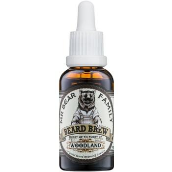 Mr Bear Family Woodland ulei pentru barba poza noua