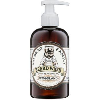 Mr Bear Family Woodland șampon pentru barbă