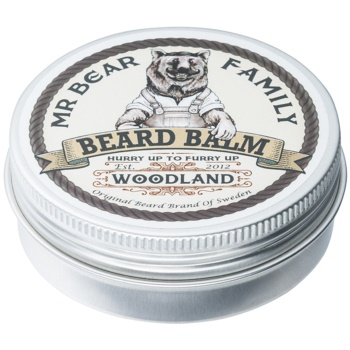 Mr Bear Family Woodland balsam pentru barba