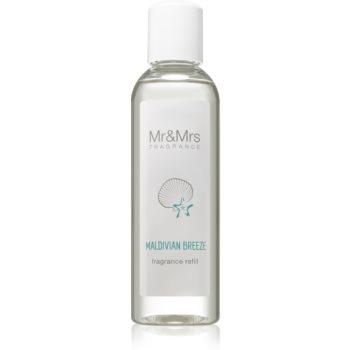 Mr & Mrs Fragrance Blanc Maldivian Breeze reumplere în aroma difuzoarelor