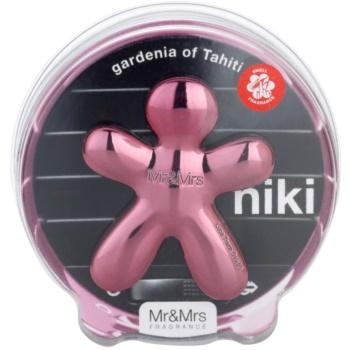 Mr & Mrs Fragrance Niki Gardenia of Tahiti parfum pentru masina reincarcabil