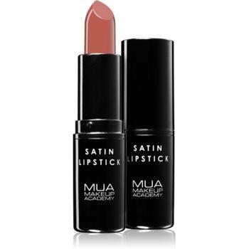 MUA Makeup Academy Satin ruj satinat