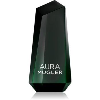 Mugler Aura lapte de corp pentru femei 200 ml