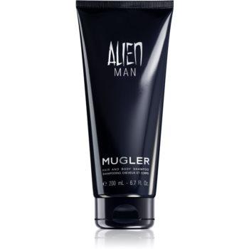 Mugler Alien gel de duș pentru bărbați