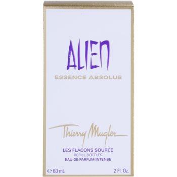 Mugler Alien Essence Absolue Eau de Parfum für Damen  Ersatzfüllung 3
