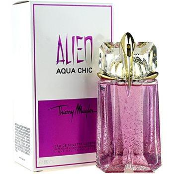 Mugler Alien Aqua Chic 2012 Eau de Toilette para mulheres 1