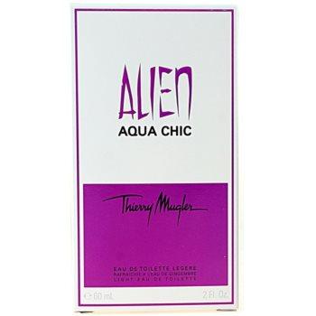 Mugler Alien Aqua Chic 2012 Eau de Toilette para mulheres 3