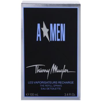 Mugler A*Men eau de toilette férfiaknak  utántöltő vapo 3
