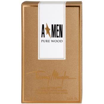 Mugler A*Men Pure Wood Eau de Toilette für Herren 3