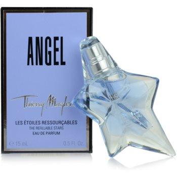 Mugler Angel parfémovaná voda pro ženy 15 ml plnitelná