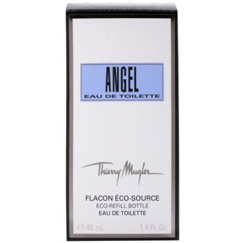 Mugler Angel Eau de Toilette für Damen  Ersatzfüllung 4