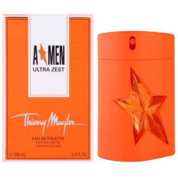 Mugler A*Men Ultra Zest toaletna voda za moške