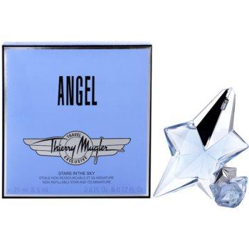 Fotografie Mugler Angel Stars In The Sky dárková sada I. parfémovaná voda 25 ml + parfémovaná voda 5 ml
