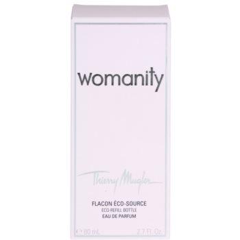 Mugler Womanity парфюмна вода за жени  пълнител 3