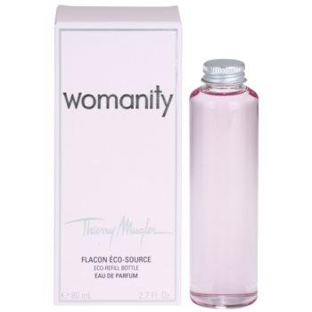 Mugler Womanity парфюмна вода за жени  пълнител