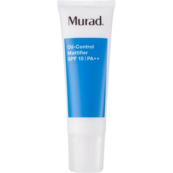 Murad Blemish Control crema de zi matifianta SPF 15