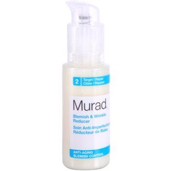 Murad Anti-Aging Blemish Control флюїд проти зморшок для шкіри з недоліками