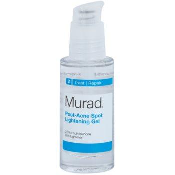 Murad Blemish Control cuidado local de noite para pele desidratada e irritada por tratamento antiacneico
