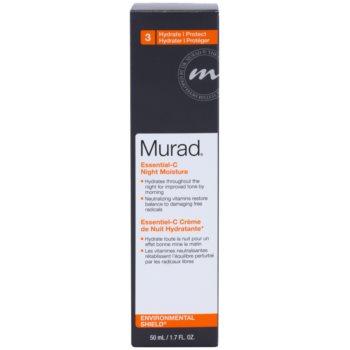 Murad Environmental Shield crema de noapte hidratanta 2