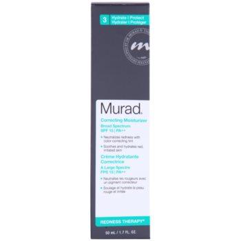 Murad Redness Therapy obnovitvena vlažilna krema za občutljivo in pordelo kožo 2