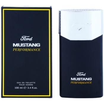 Mustang Mustang Performance eau de toilette pentru barbati 100 ml