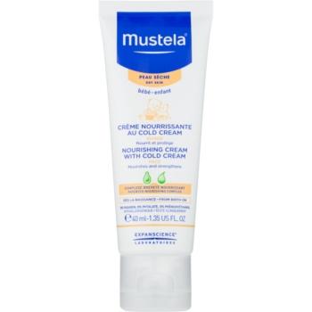 Mustela Bébé Cold Cream crema de protectie hranitoare pentru copii