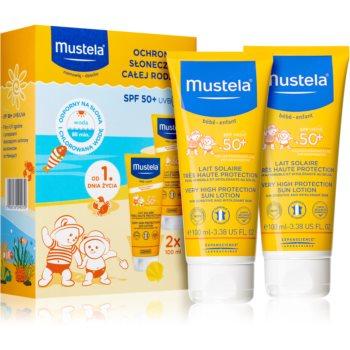 Mustela Solaires set de cosmetice I. pentru copii