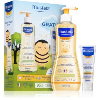 Mustela Bébé set cadou II. (pentru copii)