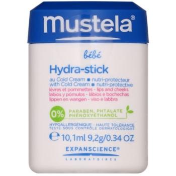 Mustela Bébé Hydra Stick stick hidratant protector pentru copii  10 ml