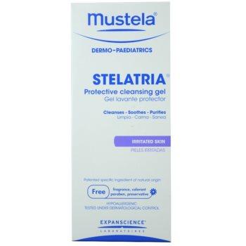 Mustela Dermo-Pédiatrie Stelatria Schützendes Reinigungsgel Für irritierte Haut 2