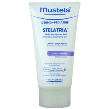 Mustela Dermo-Pédiatrie Stelatria Schützendes Reinigungsgel Für irritierte Haut