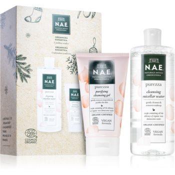 N.A.E. Purezza set cadou (pentru toate tipurile de ten)