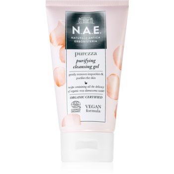 N.A.E. Purezza gel de curățare blând
