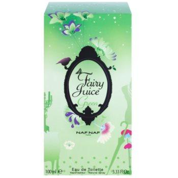 Naf Naf Fairy Juice Green Eau de Toilette für Damen 1