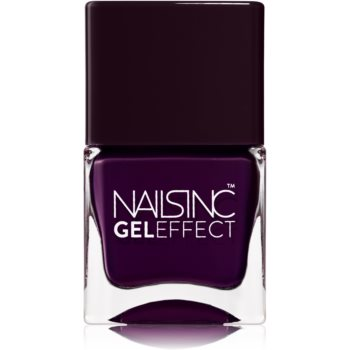 Nails Inc. Gel Effect lac de unghii cu efect de gel
