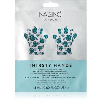 Nails Inc. Thirsty Hands masca hidratanta pentru maini imagine produs
