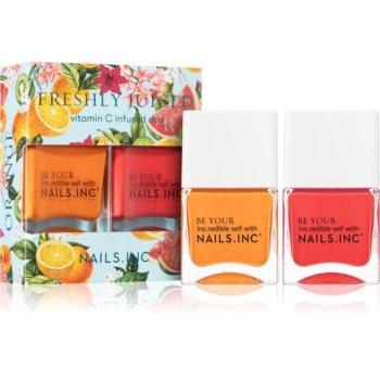 Nails Inc. Freshly Juiced ambalaj economic (pentru unghii)