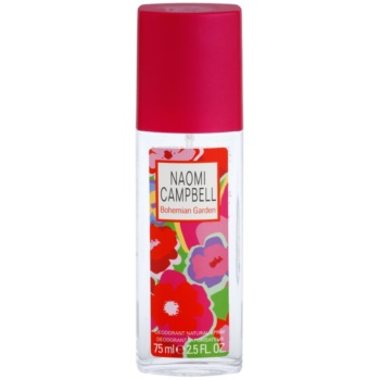 Naomi Campbell Bohemian Garden deodorant spray pentru femei 75 ml