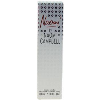 Naomi Campbell Naomi Eau de Toilette para mulheres 4