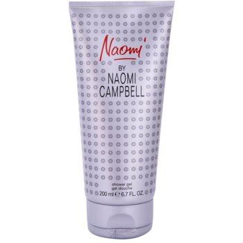 Naomi Campbell Naomi gel de dus pentru femei 200 ml