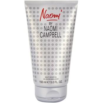 Naomi Campbell Naomi gel de dus pentru femei 150 ml