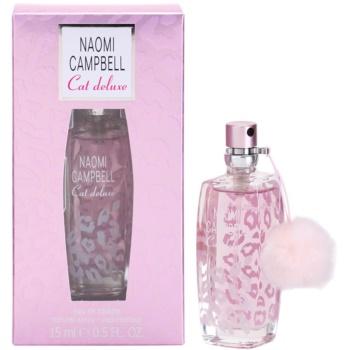 Naomi Campbell Cat deluxe toaletní voda pro ženy 15 ml